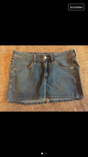 Mini Jeans Rock Größe 38 H&M