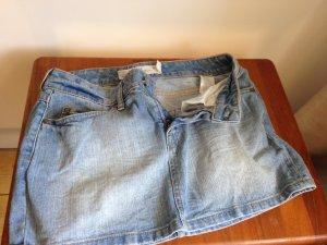 Mini Jeans Rock H&M 34