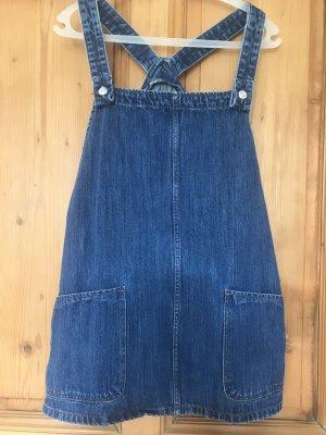 Mango Denim & Tees Denim Dress blue