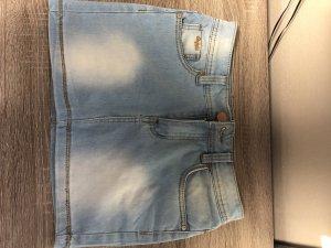 Mini Jeansrock, Größe 34