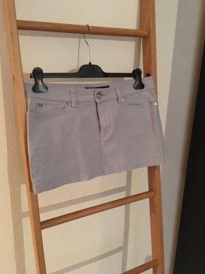 Mini-Jeansrock von Miss Sixty in grau - Größe L