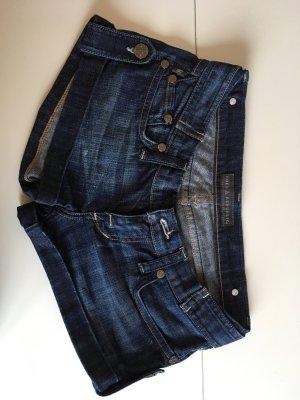 Mini Jeansshort