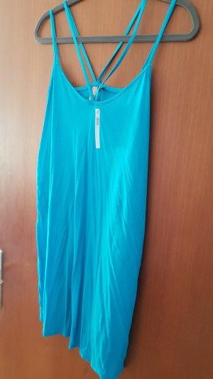 Asos Beach Dress neon blue