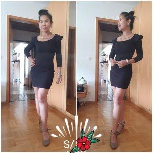 Ann Christine Mini Dress black