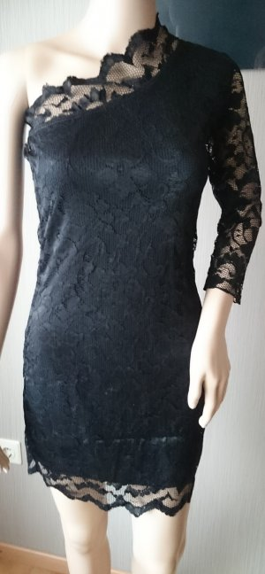 Mini Kleid kurz Schwarz