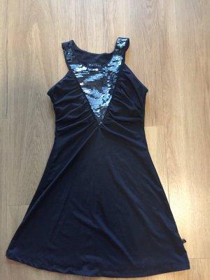 Mini Kleid mit Pailletten