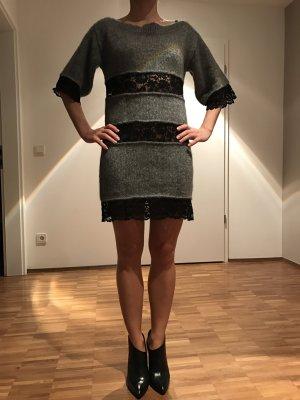Mini-Kleid / Oversize Pullover von Dolce & Gabbana