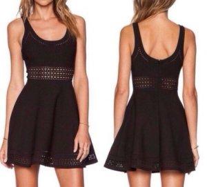 Mini Kleid Party Einheitsgrösse