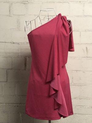 Mini oneshoulder Kleid