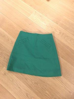 Zara Mini-jupe vert