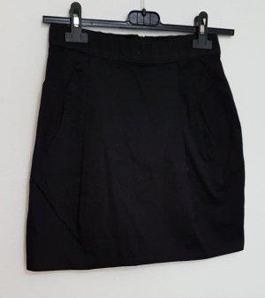 H&M Mini-jupe noir