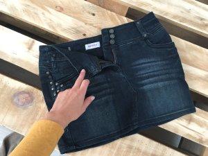 Mini Rock Jeans kurzer Rock