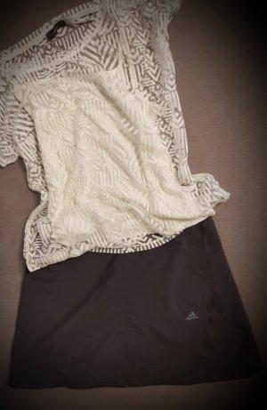 Adidas Jupe mi-longue gris anthracite