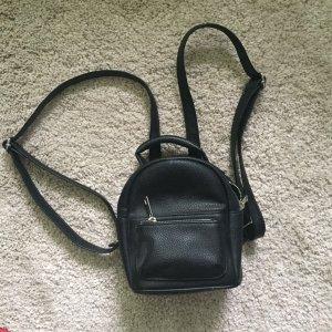 Bershka Shoulder Bag black