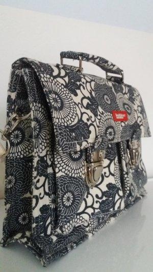 Crossbody bag multicolored cotton