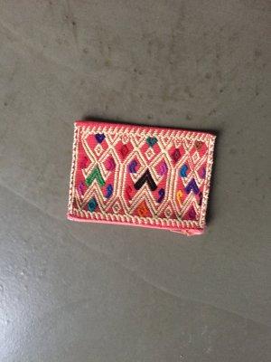 Mini Bag multicolored cotton