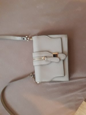 & other stories Mini Bag silver-colored