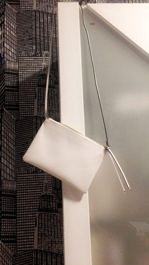 H&M Mini sac blanc-noir