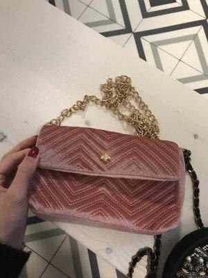 Bijou Brigitte Mini sac rose-brun sable