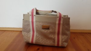 Tommy Hilfiger Carry Bag natural white-pink