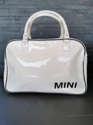 Mini Sac weekender blanc