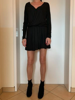 Patrizia Pepe Robe portefeuille noir modal