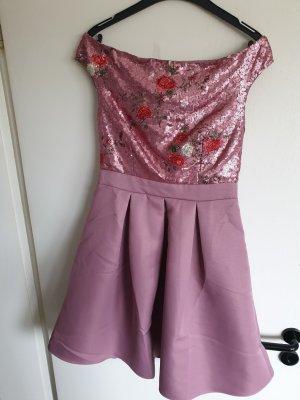 Miniballkleid/ Abendkleid/ Pailletten Kleid/ ASOS Kleid/ Ballkleid/ Abendkleid