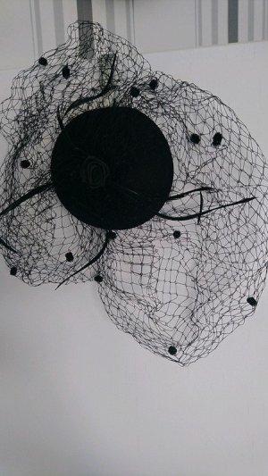 Topper black mixture fibre