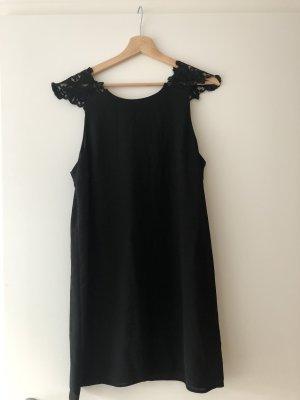 Love Mini vestido negro