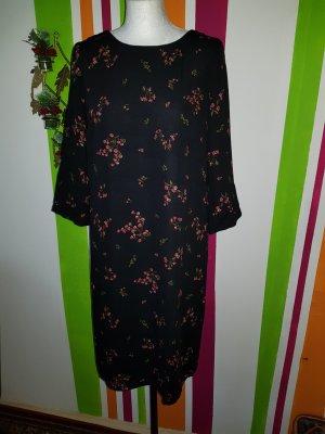 Minikleid 3/4 Arm Vero Moda Gr. M (38) Kleid Blumenprint Neu