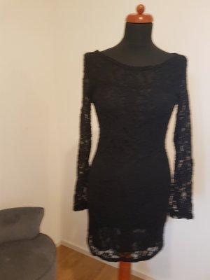 Apricot Mini-jurk zwart