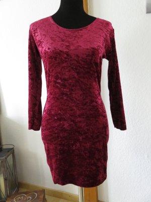 Mini Dress violet