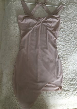 Corsage Dress pink