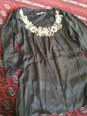 Mini Dress multicolored polyacrylic