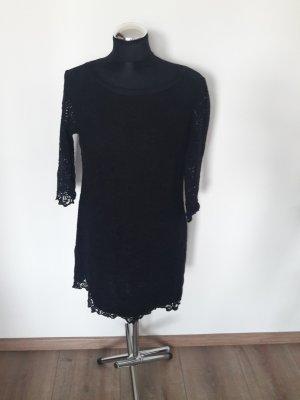 minikleid esprit gr. 36 schwarz