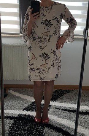 Minikleid Gr 38 (M) Neu Selected Femme Langarm € 70,- Glöckenärmel Büro NEU Kleid