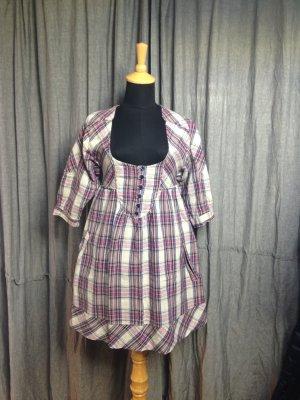 Minikleid im angesagten Karo-Design