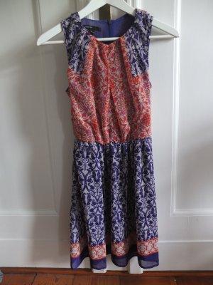 Minikleid im ETHNO-Stil von Mango