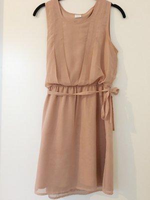 Minikleid in apricot von Vero Moda
