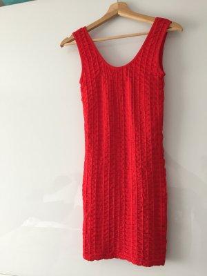 Minikleid in Rot