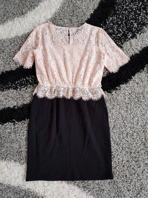 Minikleid Kleid Only Gr 40(38/40) Spitze Party NEU kurze Arm