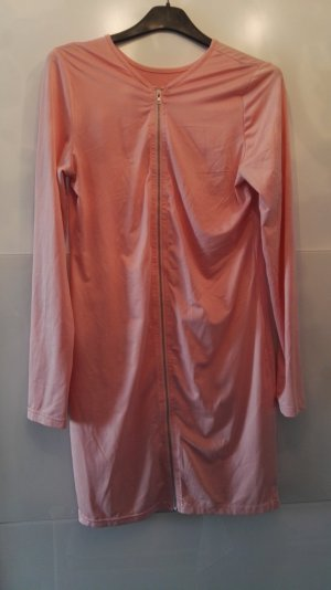 Minikleid Longshirt rosa