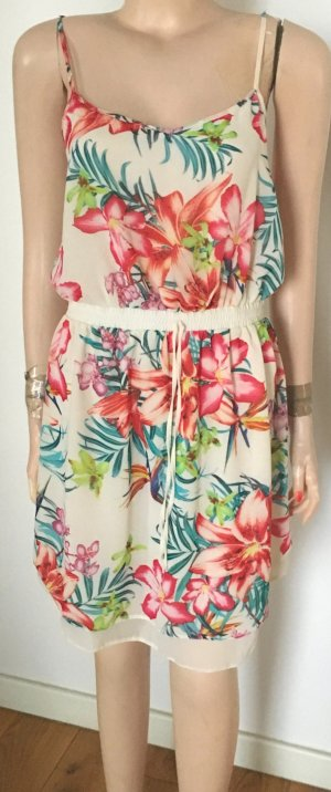 Atmosphere Mini Dress multicolored polyester