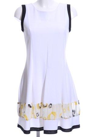 Minikleid mehrfarbig Casual-Look