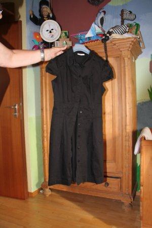 Minikleid, Midikleid, schwarz