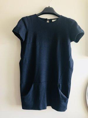 Minikleid Minimal Look Bloggerstyle Vicolo 36 nachtblau
