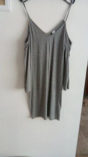Minikleid mit offenen Schultern