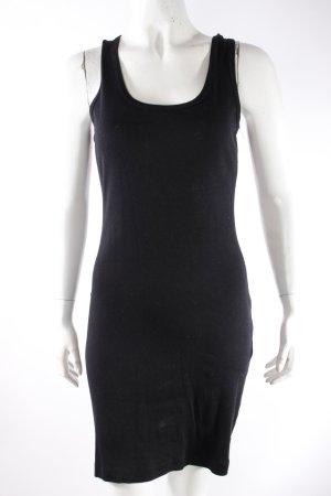Minikleid mit Rückendetail