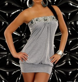 100% Fashion Mini Dress multicolored mixture fibre