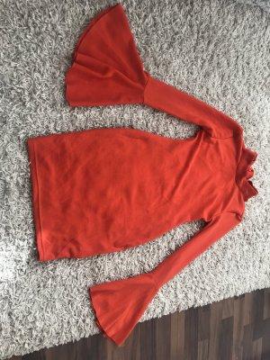 AX Paris Robe courte rouge